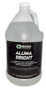 Alumabright Aluminum Cleaner Brightener 128 Ounces 1 Gallon