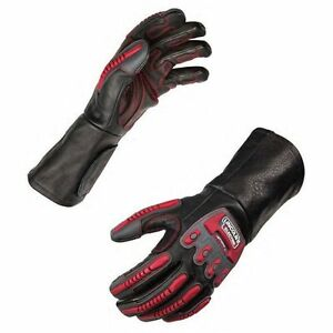 Lincoln Electric Welding Glove Red Line K3109 2xl xl l m s