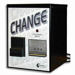 Standard Change Makers Mcm100 Mini Countertop Change Machine Bill Changer