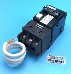 New Circuit Breaker Murray Mp250gf 50 Amp 2 Pole 240 V Gfci Siemens Qf250