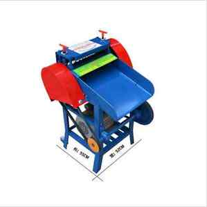 Heavy Duty Wire Stripper Machine Scrap Cable And Copper Recycle Stripping 220v