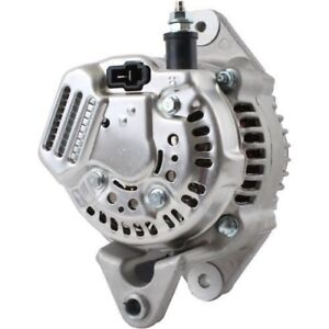 New Alternator For Toyota Lift Truck 5fg 25 1986 1988 4p 4y Engine 3049394