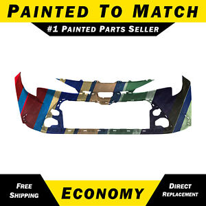 New Painted To Match Front Bumper Cover For 2005 2006 2007 2008 Toyota Matrix