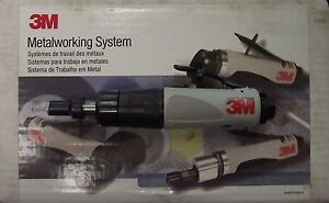 3m Die Grinder 28627 Pneumatic Power 0 3 Hp Motor 1 4 Collet 18000 Rpm Usa