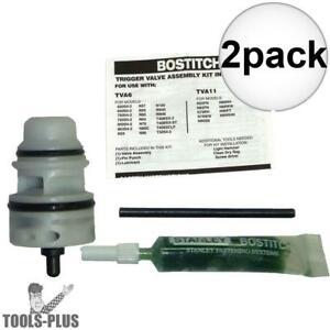 Bostitch 2pk Trigger Valve Repair Kit Tva11 New
