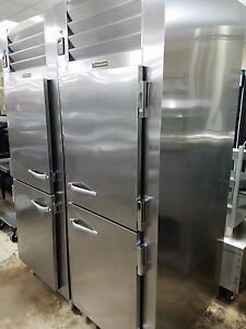 Rhf132w hhs Traulsen Food Warming Cabinet Used