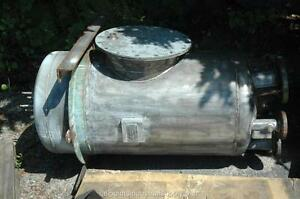 90 Gallon Stainless Steel Mixing Tank Reactor