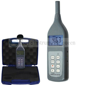 Landtek Sl5868p Sound Noise Level Meter Tester Gauge Decibel Monitor 30 To 130d