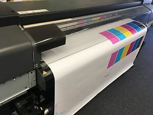 Hp Designjet 9000s 64 Inches Solvent Plotter