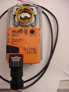 Belimo Amb24 3 Actuator Ships On The Same Day Of The Purchase