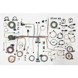 1968 72 Cutlass Classic Update Wiring Harness Complete Kit 510645