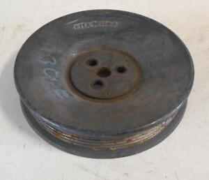 1987 96 Ford Truck Van 302ci Used Smog Air Pump Pulley Stamp E7ta 9c480 Ba