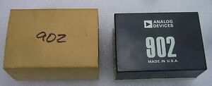 Analog Devices 902 Dual Power Supply 15 Vdc 100ma New 30 Day Guarantee