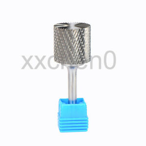 Carbide Die Grinder Cutting Mill 6mm Shank 25x25mm Cut Dia Cnc Tool Drill Bits