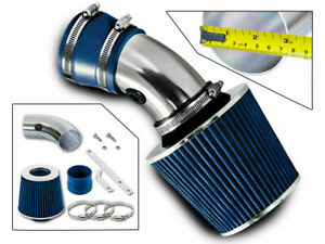 Sport Air Intake Kit Blue Filter For Chevy 98 05 Monte Carlo Impala 3 8l