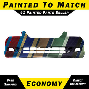 New Painted To Match Front Bumper Cover For 2005 2007 Honda Odyssey Touring