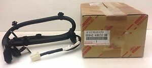 Lexus Oem Factory Tow Wire Harness 4 Pin Flat 2004 2009 Rx330 Rx350 Rx400h