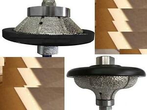 Diamond Ogee Bevel Bullnose 20 Mm 3 4 Router Bit Profiler Granite Concrete Edge