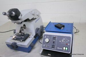 Reichert jung Ultracut E Microtome 70 17 04 With Stereo Star Zoom 0 7x 4 2x 570