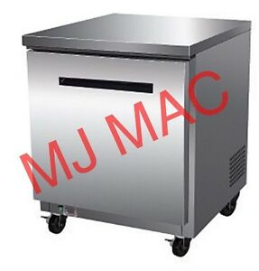 New Maxx Cold M Mxcr 27u Commercial Undercounter Refrigerator Cooler