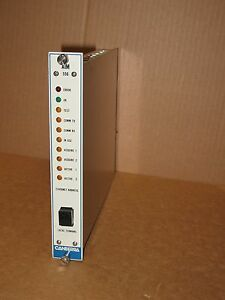 Canberra Aim Model 556 Nim Bin Module Plug In Usa