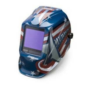 Lincoln Electric Viking 3350 All American Welding Helmet K3175 3