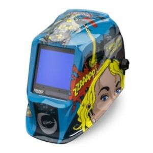 Lincoln Electric Viking 3350 Jessi V The Robot Welding Helmet K3372 3