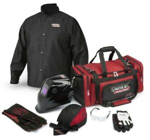 Lincoln Electronic Traditional Welding Gear Ready pak K3105