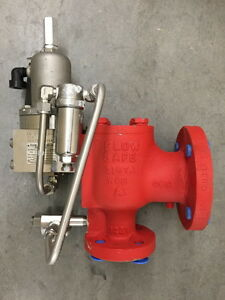 Flow Safe F855d 1 Vacuum Safety Relief F500 Modulating Pilot Valve 120psig Gas