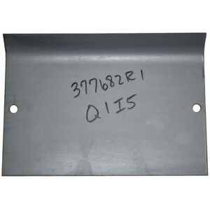 Ih International Farmall 404 2404 Battery Cover 377682r1