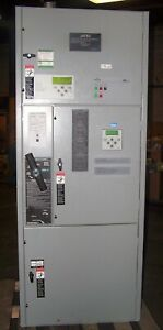 Asco 7000 Series 400 Amp 480 Vac Transfer Switch J07atba30400n5xc
