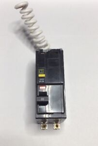 New Circuit Breaker Square D Qob230gfi Gfci 30 Amp 2 Pole 120 240v Bolt On