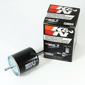 Kn K n Performance High Flow Rate Fuel Filter Factory Oe Fit For Nissan Infiniti