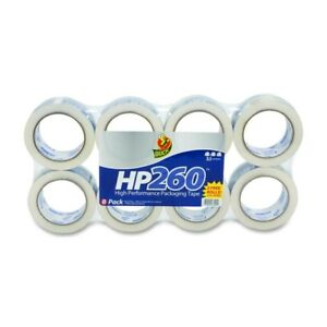 Duck Brand Hp260 3 Core 3 1 Mil Packaging Tape 7424