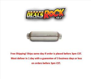 Carven Exhaust Tr series 2 5 Performance Muffler free Shipping