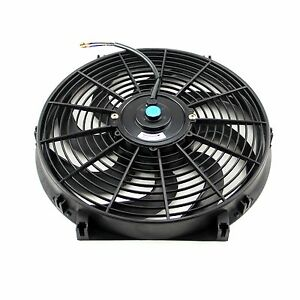 Fan Universal Hp Reversible 14 Inch Electric Cooling new