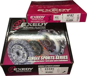 Exedy Racing Stage 1 Clutch Kit Flywheel 02 06 Rsx s Civic Si 06 11 Hf02 08806