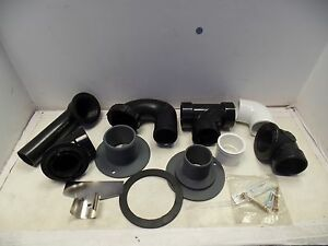 Lot Of 11 Plumbing Accessories 90 Degree 1 1 4 Elbow Pvc Pipe Fittings Etc