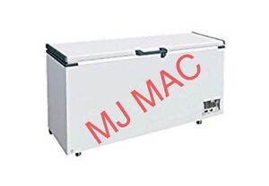 New Maxx Cold Mxh21 2s X series Chest Freezer Solid Lid