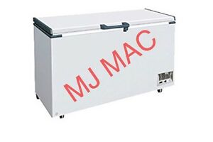 New Maxx Cold Mxh14 2s X series Chest Freezer Solid Lid