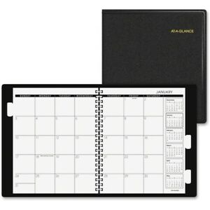 At a glance Three year Monthly Planner 70 236 05