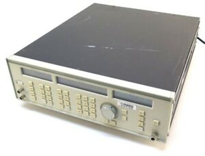 Wavetek 2520a 2 2200 Mhz Synthesized Signal Generator