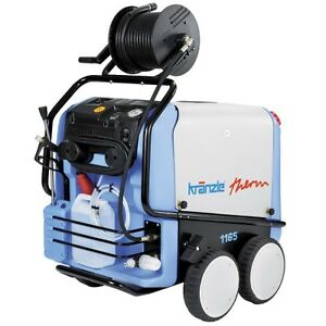 Dirt Killer Kranzle Therm 2175tst Hot Water Electric Pressure Power Washer