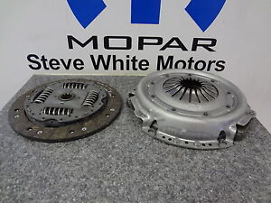 05 11 Jeep Wrangler Tj Jk New Manual Transmission Clutch Pressure Plate Mopar Oe