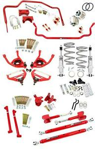 64 72 Gm A Body Umi Suspension Kit Viking Coilovers Sway Bar Control Arms