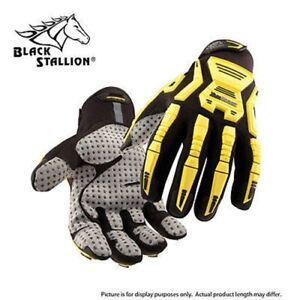 Revco Black Stallion Tool Handz Extreme Duty Mechanic s Gloves Gx105