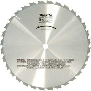 Makita 16 5 16 32 Tooth Carbide Saw Blade A 90956 New