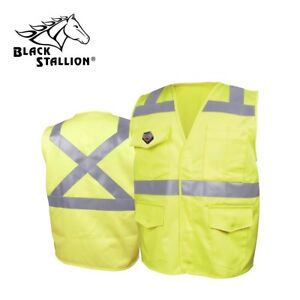 Revco Black Stallion Truguard 250 Class 2 Fr Cotton Vest Vf1110