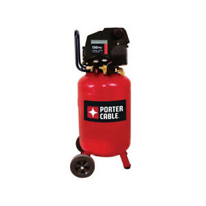 Porter cable 20 Gallon Vertical Portable Air Compressor Pxcmf220vw New