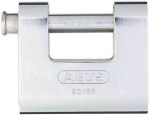 U shaped Keyed Padlock 1 2 In H alike Abus 92 65 Ka